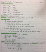CHEM 121 - Class Notes - Week 1