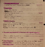 GY 120 - Class Notes - Week 1