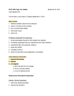 PSY 2300 - Study Guide