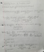 MATH 161 - Class Notes - Week 5