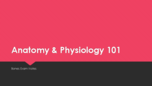 ivy tech anatomy and physiology 101