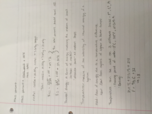 CHMY - Class Notes - Week 2
