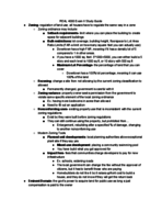 REAL 4000 - Study Guide
