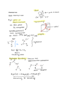 CHEM 1331 - Class Notes - Week 1