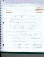 CHEM 227 - Class Notes - Week 6