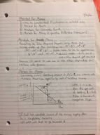 ECON 3100 - Class Notes - Week 5
