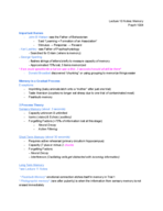 PSYC 1004 - Class Notes - Week 3