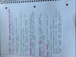ECON - Class Notes - Week 5