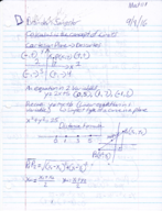 Pace - MATH 111 - Study Guide - Midterm