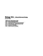 PHYS 20 - Study Guide