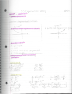 MATH 1508 - Class Notes - Week 7