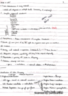 BIOL 1103 - Class Notes - Week 1