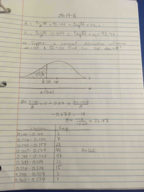 MATH 124 - Class Notes - Week 5