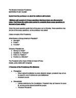 Syracuse - HST 341 - Study Guide - Midterm