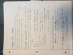 ECON - Class Notes - Week 7