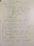 MATH 124 - Class Notes - Week 6