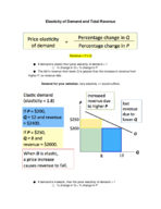 ECON 1 - Class Notes - Week 3