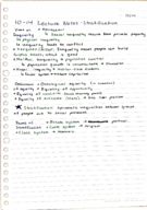 gatech - POLS 1101 - Class Notes - Week 18