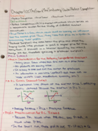 ECON 110 - Class Notes - Week 8