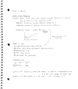 STAT 3200 - Study Guide