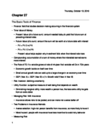 ECON 2 - Class Notes - Week 7