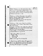 OTH 3220 - Class Notes - Week 7