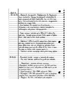OTH 3220 - Class Notes - Week 8
