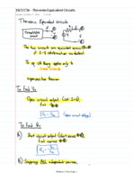 ECE 302 - Class Notes - Week 9