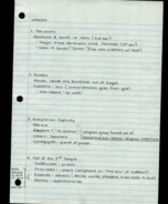 ISE 1103 - Class Notes - Week 10