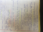 AMST 328 - Class Notes - Week 7