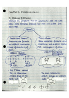 CHEM 2321 - Class Notes - Week 7