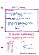 MA 408 - Class Notes - Week 10