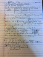 MATH 241 - Class Notes - Week 10