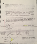 USC - ECON 221 - Class Notes - Week 10