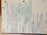 OK State - ENGL 4310 - Class Notes - Week 12