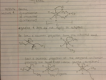 CHEM 118 - Class Notes - Week 6