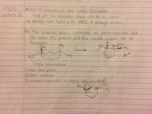 CHEM 118 - Class Notes - Week 8