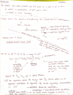 BME 411 - Class Notes - Week 9