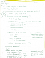 BME 411 - Class Notes - Week 10