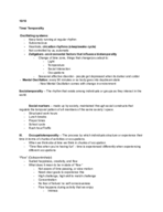 THE 220 - Study Guide