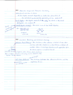 CHM 2045 - Class Notes - Week 14