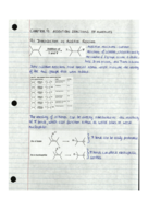 CHEM 2321 - Class Notes - Week 12