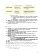 MGMT 340 - Class Notes - Week 9