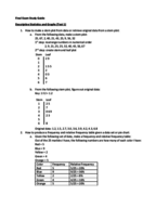 BUS 2600 - Study Guide