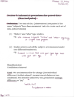 CSU - MATH 301 - Class Notes - Week 15