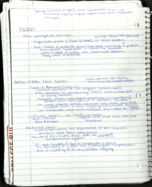 ENGL 349 - Study Guide