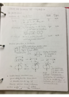 CHEM 210 - Class Notes - Week 13