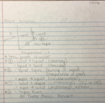 CHEM 103 - Class Notes - Week 12