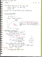 ECON 4140 - Class Notes - Week 1