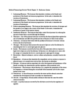 HLTH 120 - Study Guide